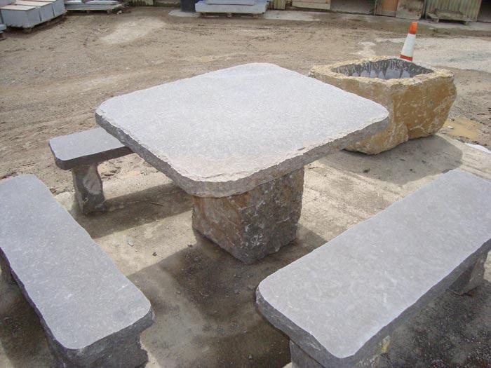 garden furniture. Anglesey Masonry Web Store   Limestone  Marble   Slate stone